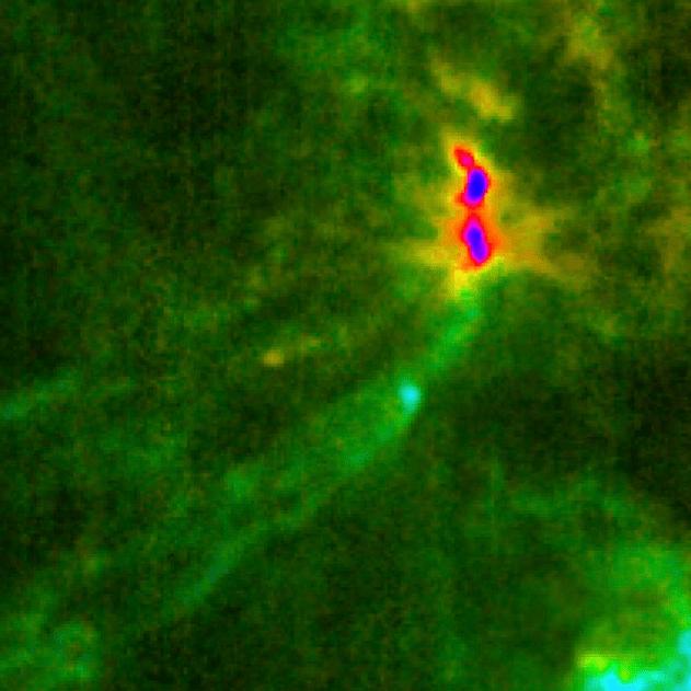 Astrochimie dans le nuage moléculaire OrionB