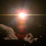 Are asteroids cosmic refugees?
