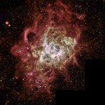 Formation des pouponnières d'étoiles