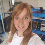 Marina Studniarek, ingénieure d'étude