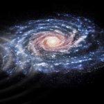 La Voie Lactée chamboulée par le passage d'une galaxie voisine