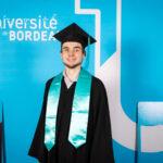 1ère cérémonie des Docteurs de l'université de Bordeaux