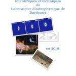 Rétrospective des actualités scientifiques et techniques du LAB en 2019