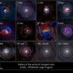 Des astronomes observent le vent d'étoiles évoluées avec des détails sans précédents